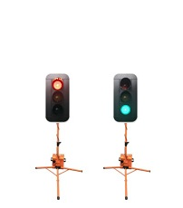 Traffic Compact Lights