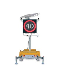 Signs Variable Speed Limit